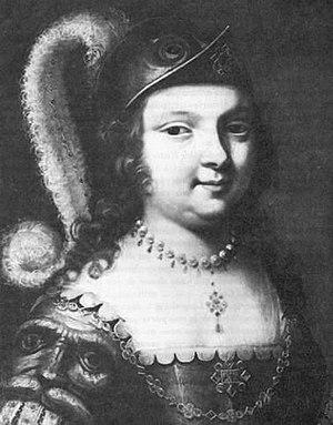 Françoise-Marie Jacquelin - A portrait of Françoise-Marie Jacquelin.