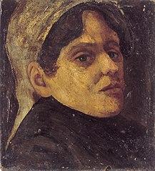 Portrait of Agnita Feis