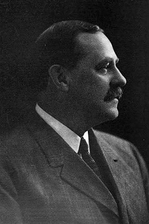 Howard Elliott (railroad executive) - Image: Portrait of Howard Elliott