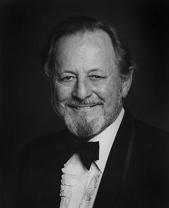 Ralph Nelson - Portrait of Ralph Nelson