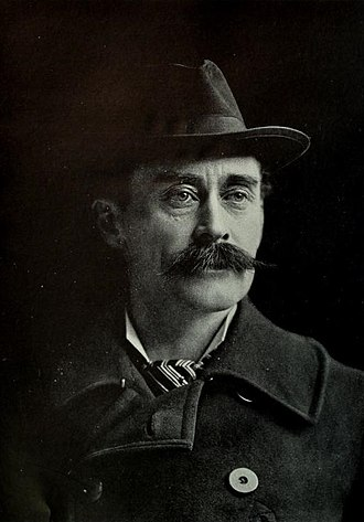 Robert Peary - Peary in civilian clothing