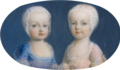 Portrait of two daughters of Maria Theresa, miniature3 - Hofburg.png