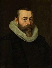 Portrait of Pieter Dircksz Hasselaer (1554-1616)
