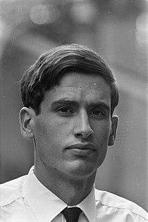 Portret van de zwemmer Ron Kroon, Bestanddeelnr 921-6731.jpg