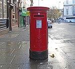 Post box on Mount Pleasant near Brownlow Hill.jpg