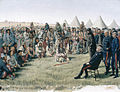 Poundmaker surrenders to Middleton.jpg