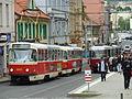 Povodňová doprava v Praze, M, 218.jpg