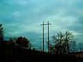 Power Line Crossing The WI River - panoramio.jpg