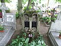Powiat kościerski 025 - Wiele - cmentarz.JPG