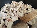 Préparation de fajitas - cuisson du poulet (2).jpg