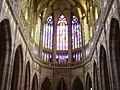 Prag Dom St. Vitus Innen Chor 1.JPG