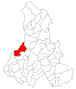 Location of Praid