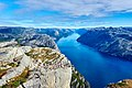 Preikestolen, Forsand, Norway (Unsplash).jpg