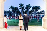President Trump and First Lady Melania Trump in Florida (49482761483).jpg