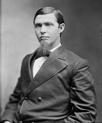 Preston B. Plumb - Image: Preston B. Plumb Brady Handy