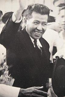 Pridi Banomyong Thai prime minister