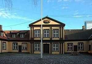 Prinds Christian Augusts Minde - Mangelsgården