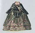 Print, Paper Doll Costume with Pink and Green Skirts and Green Parasol, 1876–80 (CH 18344263).jpg