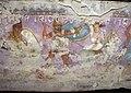 Produzione greca o magnogreca, sarcofago delle amazzoni, 350-325 a.C. ca, da tarquinia 04.JPG