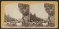 Profile Rock, east side, by W. M. Tucker.png