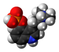 Psilocybin zwitterion 3D spacefill.png