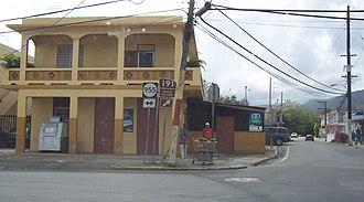 Puerto Rico Highway 191 - Image: Puerto Rico Highway 191 1