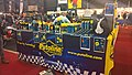 Putoline Motorcycle Oils stand at the TT-Hall motor show, Assen (2018) 02.jpg