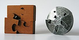 Mechanical puzzle - Wikipedia