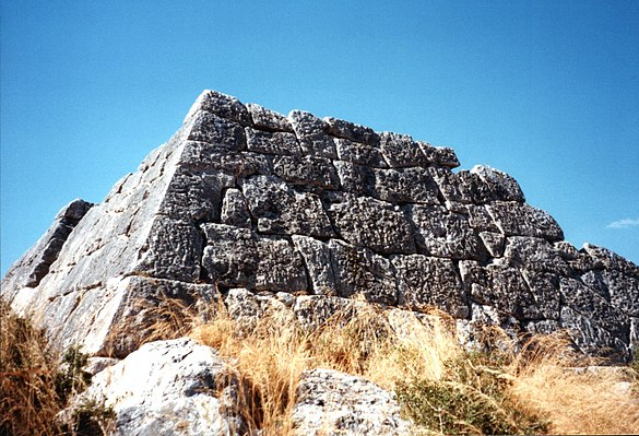 Greek pyramids