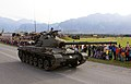 Pz 61 Seite - Schweizer Armee - Steel Parade 2006.jpg