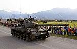 Pz 61 Seite - Schweizer Armee - Steel Parade 2006