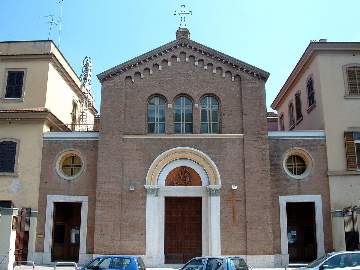 Chiesa di santa maria del buon consiglio a porta furba - Hotel roma porta furba ...