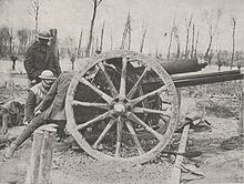 QF 18-pounder gun - Wikipedia