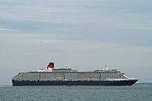 MS Queen Victoria Wikipedia - Queen elizabeth cruise ship wikipedia