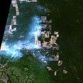 Queimadas e suas cicatrizes no Sul do Pará, em Altamira Agricultural fires at southern Pará, Brazil (48594171041).jpg