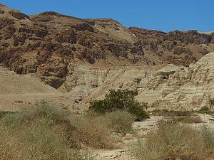 Qumran - Caves of Qumran