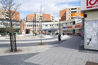 Rågsved - Image: Rågsved 2012a