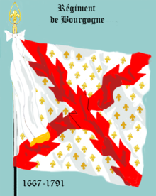 Image illustrative de l'article Régiment de Bourgogne