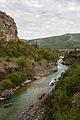Río Moraca, norte de Podgorica, Montenegro, 2014-04-14, DD 03.JPG