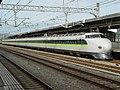 R61 Kodama 635 Higashi-Hiroshima 20030719.JPG