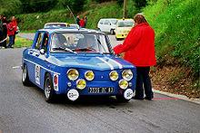 Rallye r8 gordini