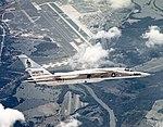 RA-5C RVAH-14 in flight over NAS Albany 1969.jpg