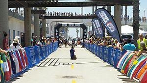 Race Across America - RAAM 2015 team start