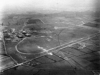 RAF Swinderby - RAF Swinderby in April 1941, looking south-south-west