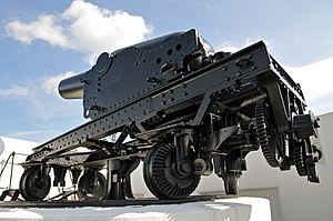 RML 9 inch gun at York Redoubt Flickr 6256605469.jpg