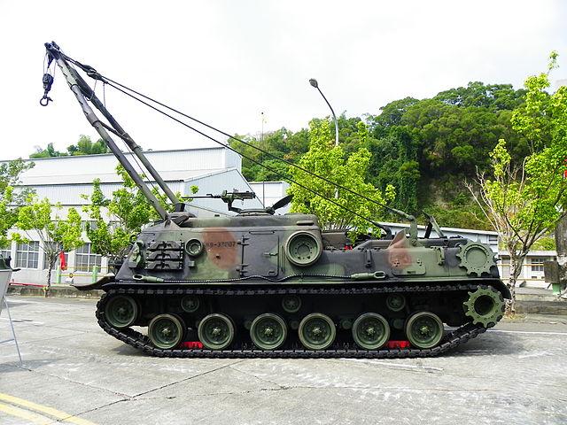 M88A1 ROCA