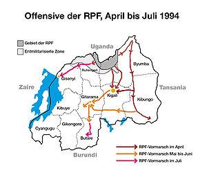 Ruandai népirtás – Wikipédia