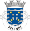Coat of arms of Resende