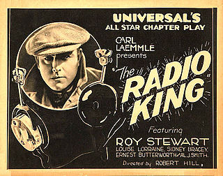 <i>The Radio King</i> 1922 film by Robert F. Hill