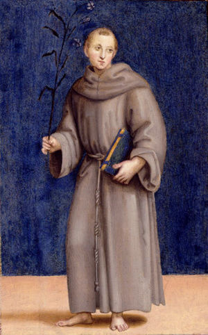 Raffaello Sanzio - St. Anthony of Padua